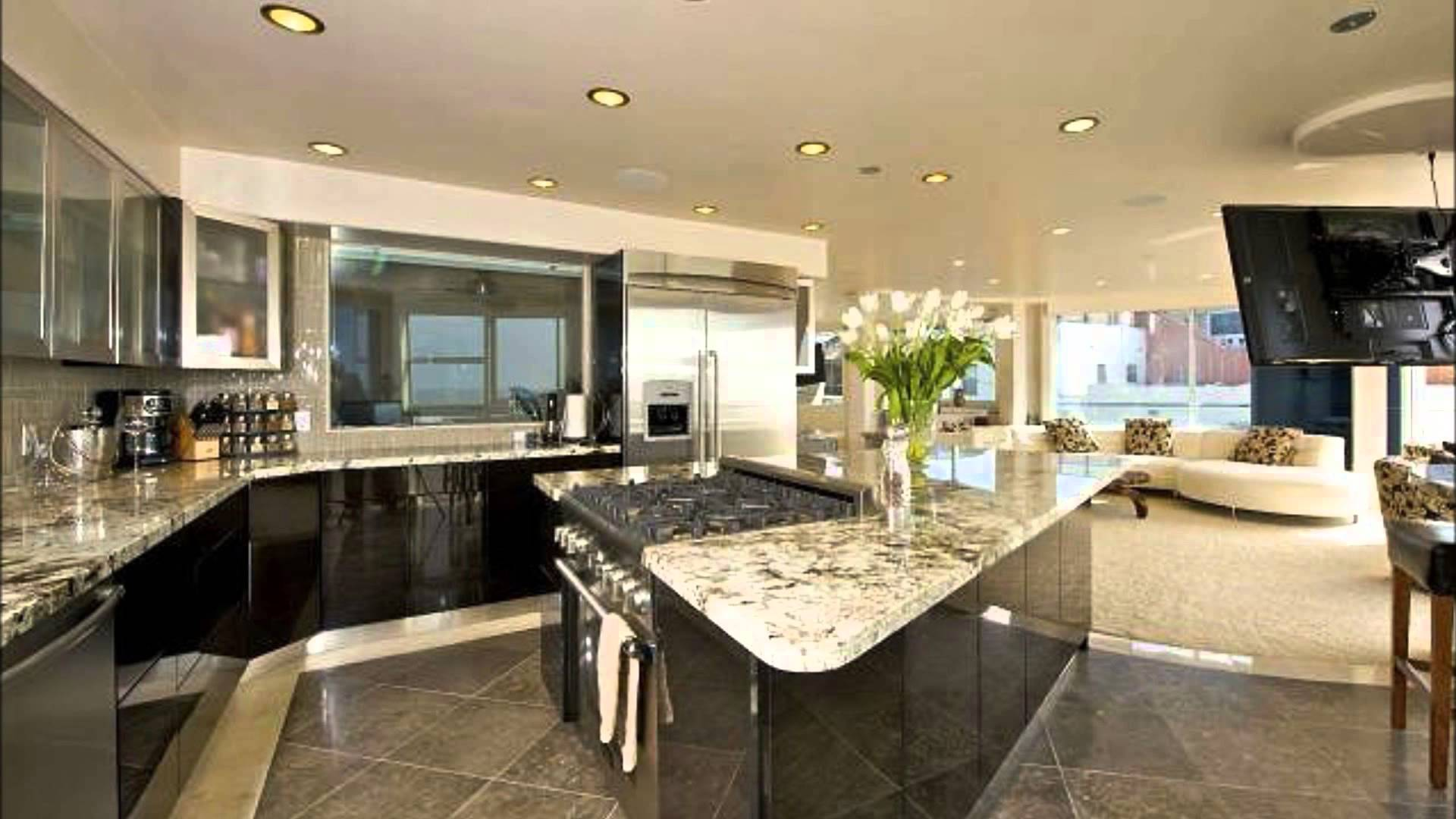Design your own kitchen ideas with images for Kitchen ideas pictures designs