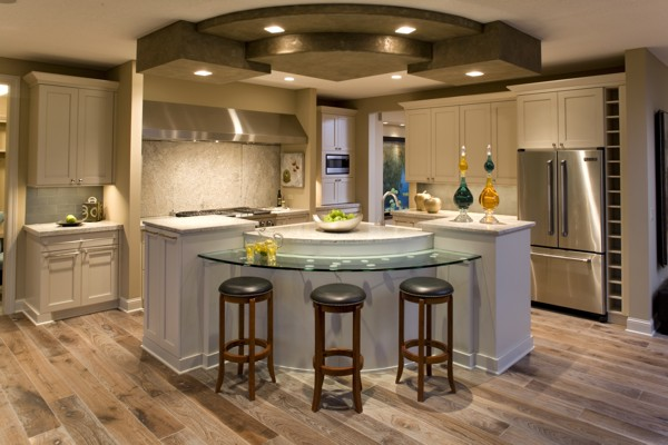 awesome kitchen layout design ideas contemporary decorating - Kitchen Layout Design Ideas