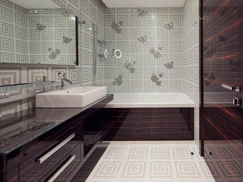 25 Best Modern Wallpaper for Bathrooms Ideas UK