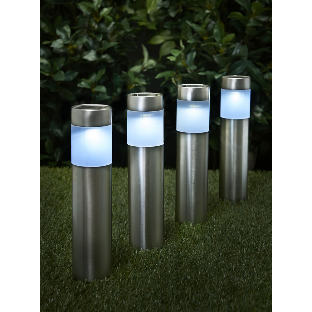 Solar Landscape Lights Outdoor: Best Solar Lights For Garden Ideas UK