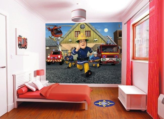 children's bedroom murals for walls