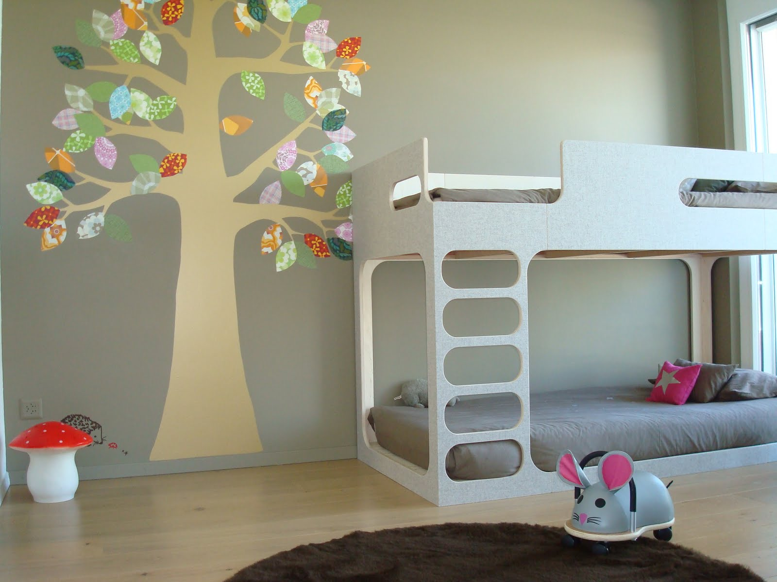 Childrens bedroom wallpaper ideas home decor uk for Kids paint bedroom ideas