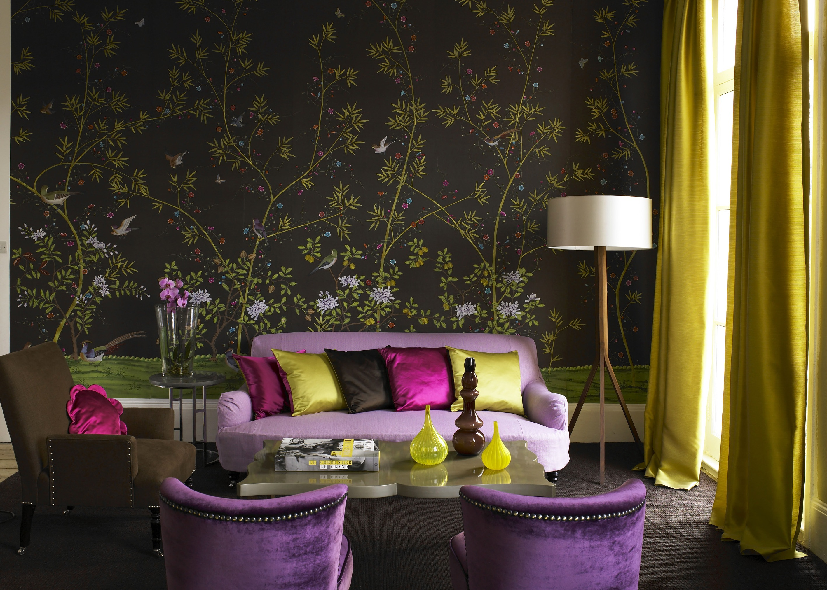 How To Choose Wallpaper For Living Room