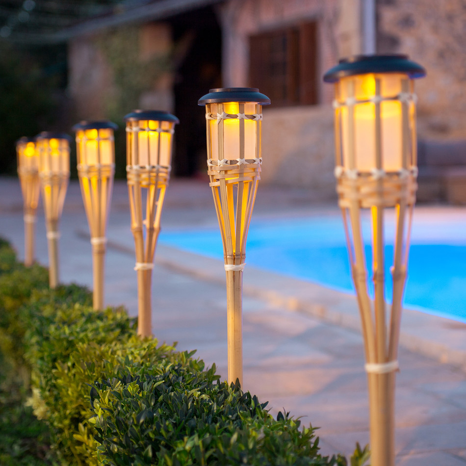 Best solar lights for garden ideas uk - Leds exterior para jardin ...