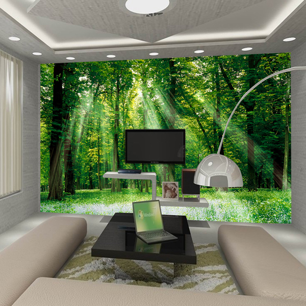Wallpapers for living room design ideas in uk - Wallpaper design for living room price ...
