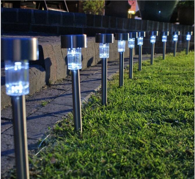 solar garden lights asda