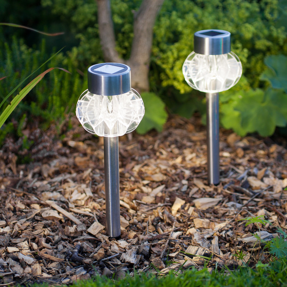 Solar Powered Outdoor Lights Ideas