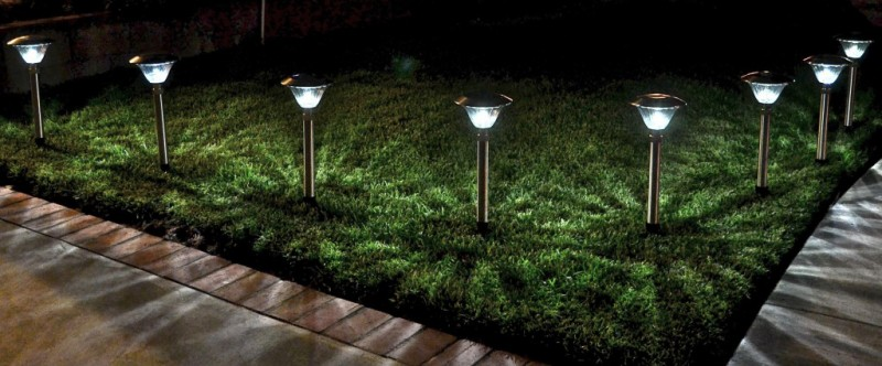 Solar Lighting Garden Uk