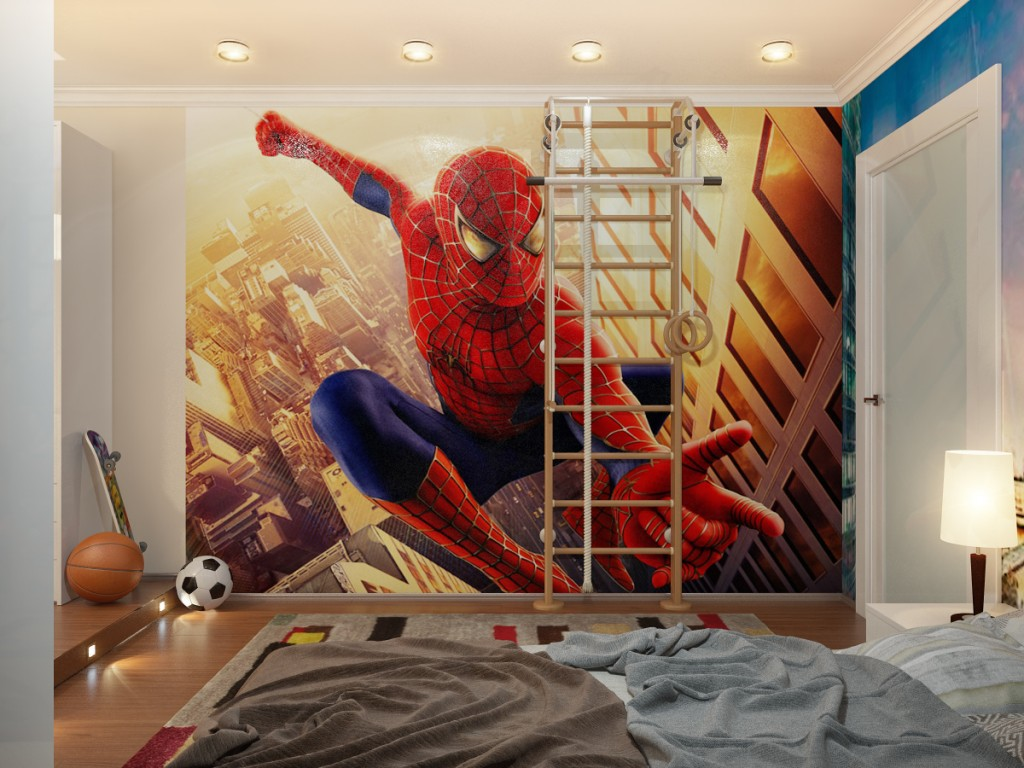 Top 20 Childrens Bedroom Wallpaper Ideas