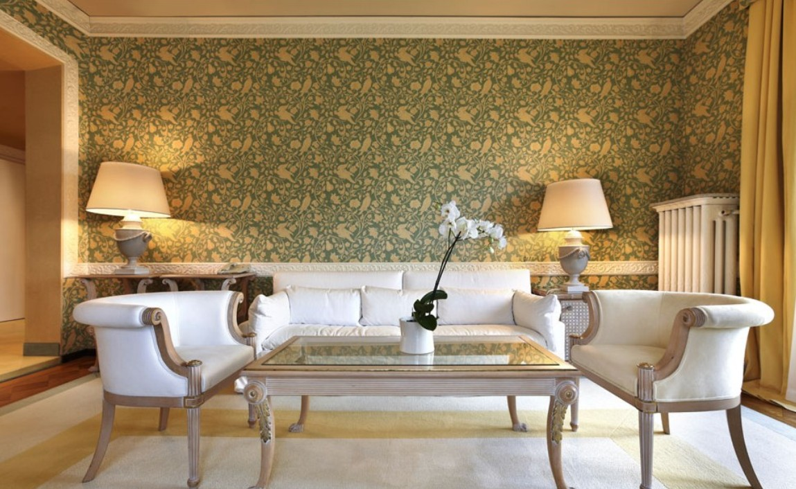 Stunning Wallpapers For Living Room
