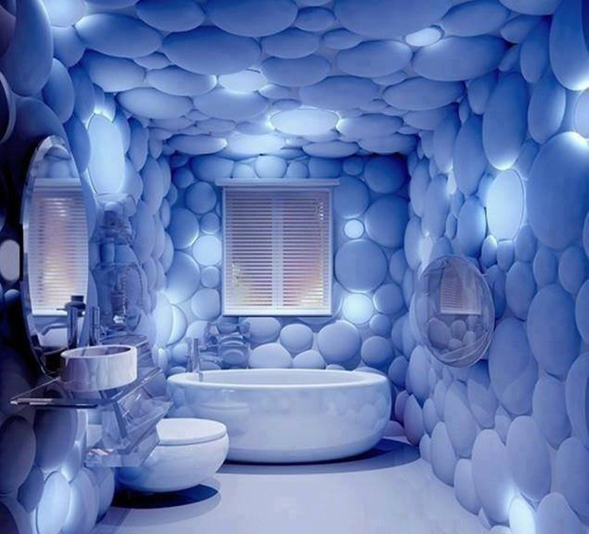 wallpaper for bathrooms ideas