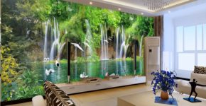 Top 35 Wallpapers For Living Room In UK Part 45