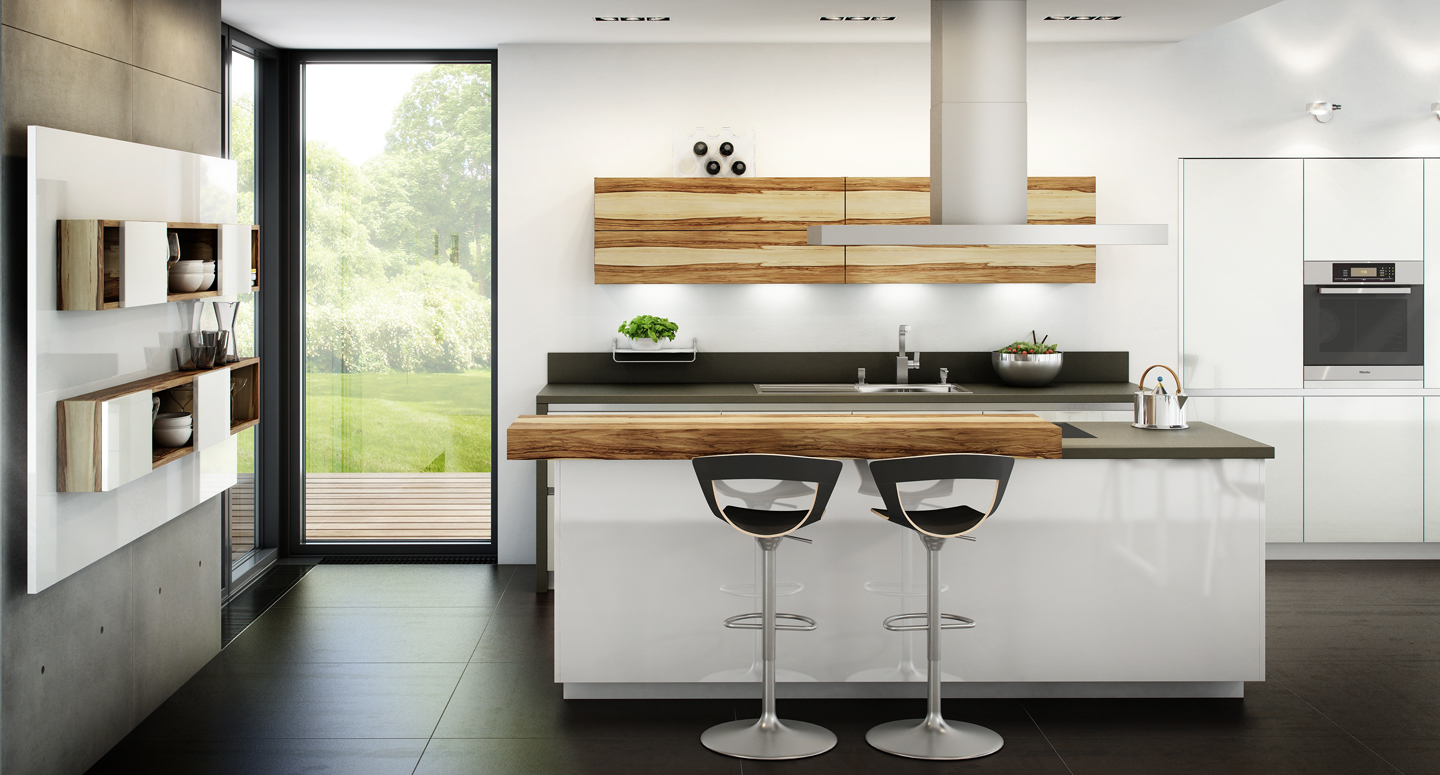 Kitchen showroom design ideas with images for Home decor uk sheffield