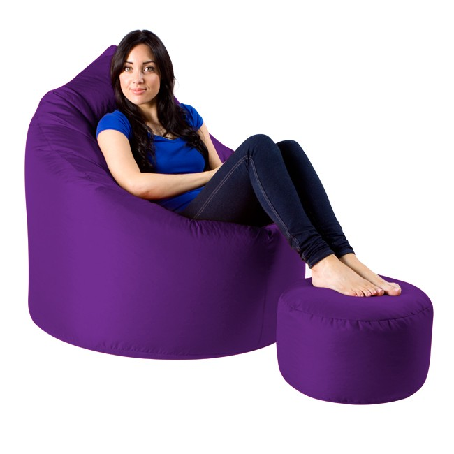 Purple-bean-bag-chairs-for-adults