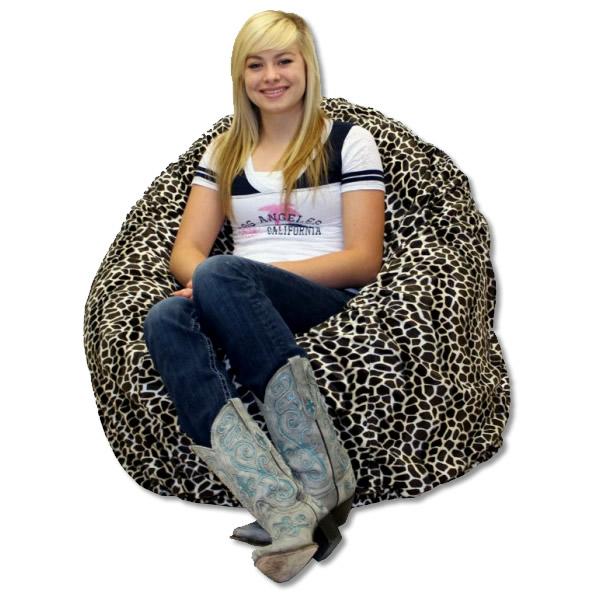 bean bag chairs high back