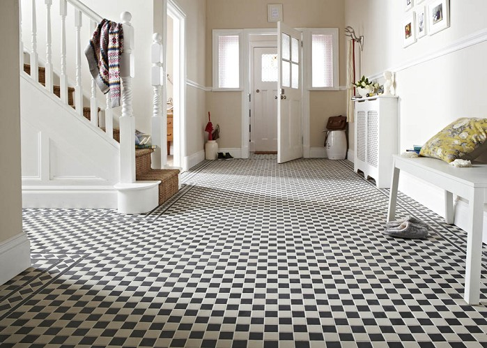 black and white floor tile black and white floor tiles ideas with images 29923