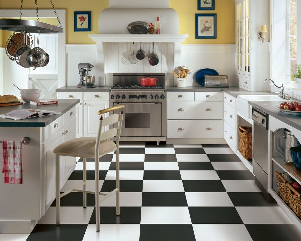 black and white floor tiles victorian