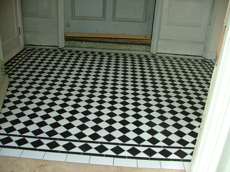 tiles tile stock ceramic and feature image black of floors checkered floor photo white