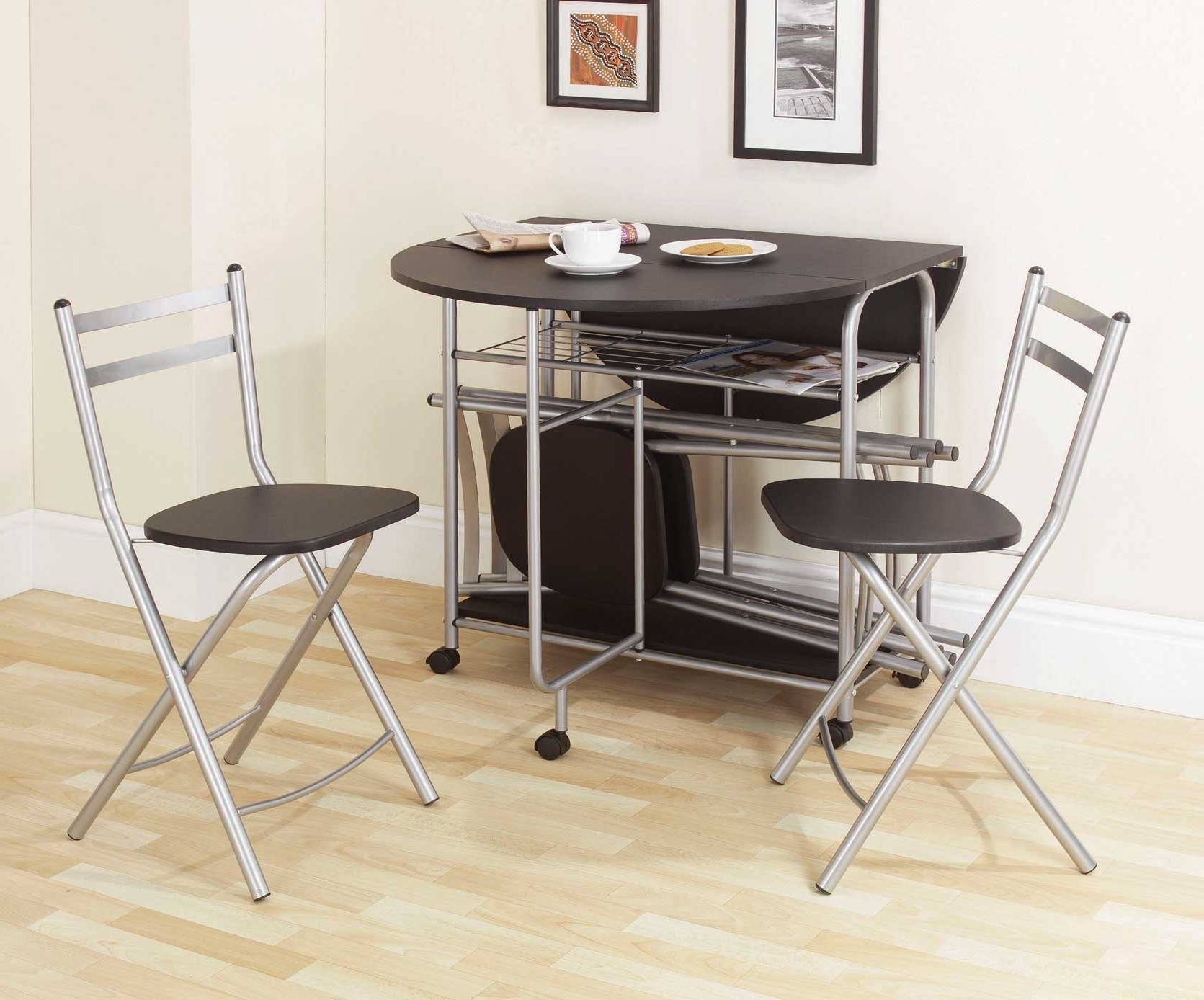 Fold Away Table and Chairs Ideas with