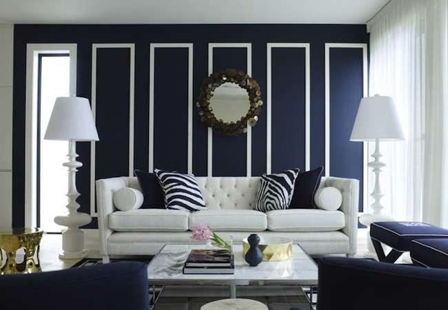 Modern paint colors for living room ideas for Gray paint ideas for living room