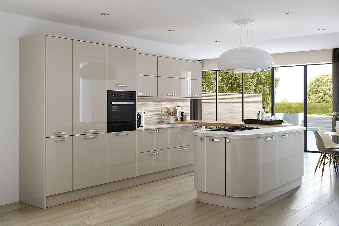 Kitchen showroom design ideas with images for Kitchen ideas uk 2015