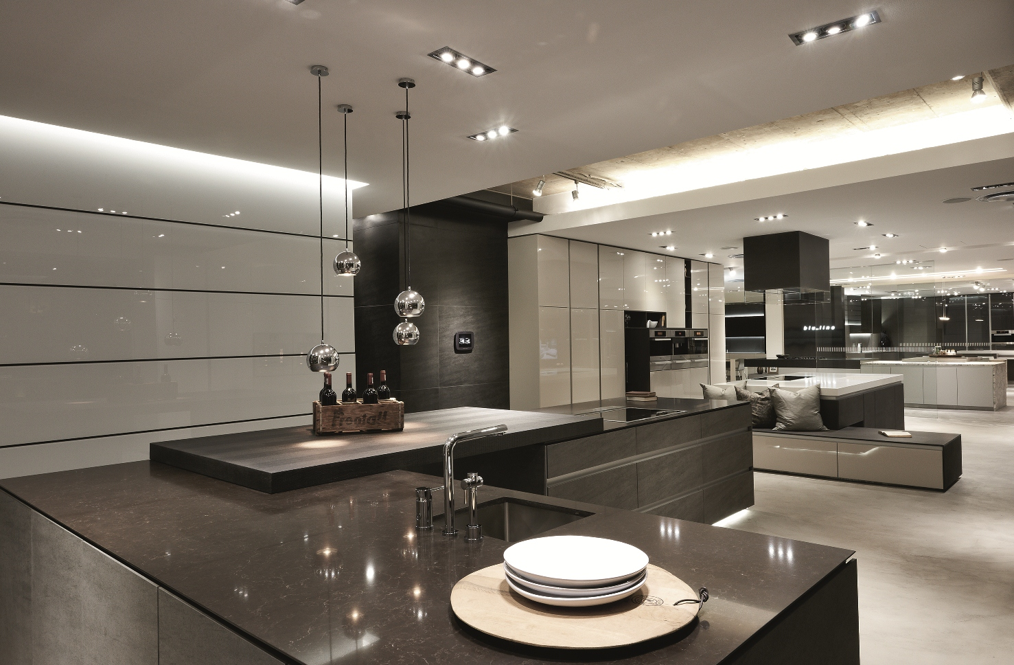 kitchen showrooms manchester