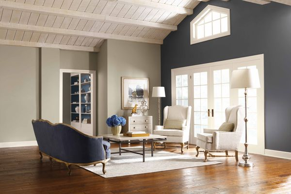 paint colours for living room