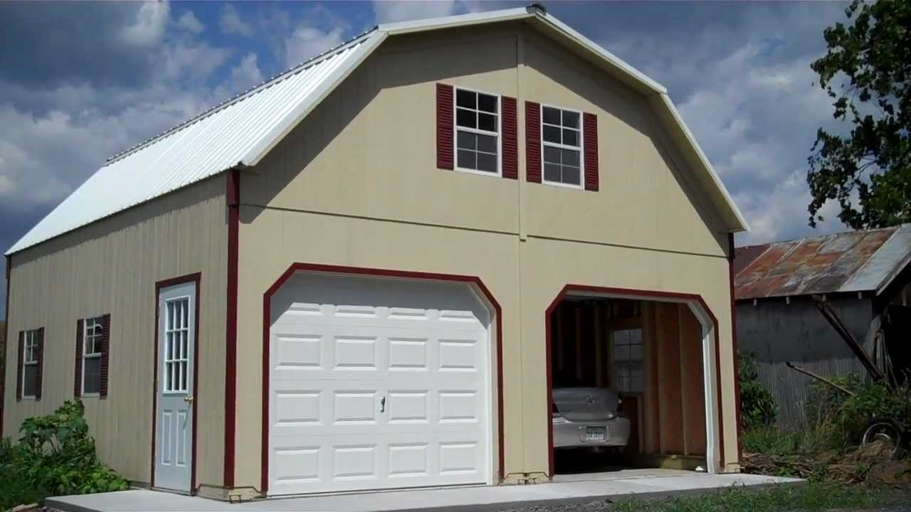 single car garage ideas