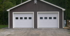 two car garage ideas uk