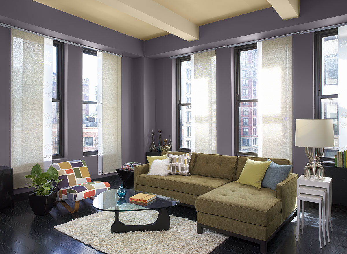 warm paint colors for living room