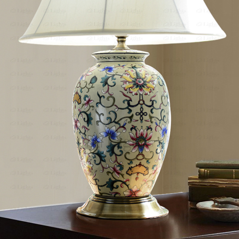 Boutique-Lamp-Holder-Ceramic-Table-Lamps-For-Living-Room