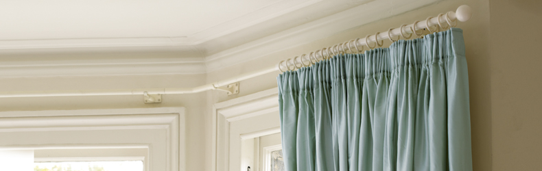 bay window curtain tracks flexible