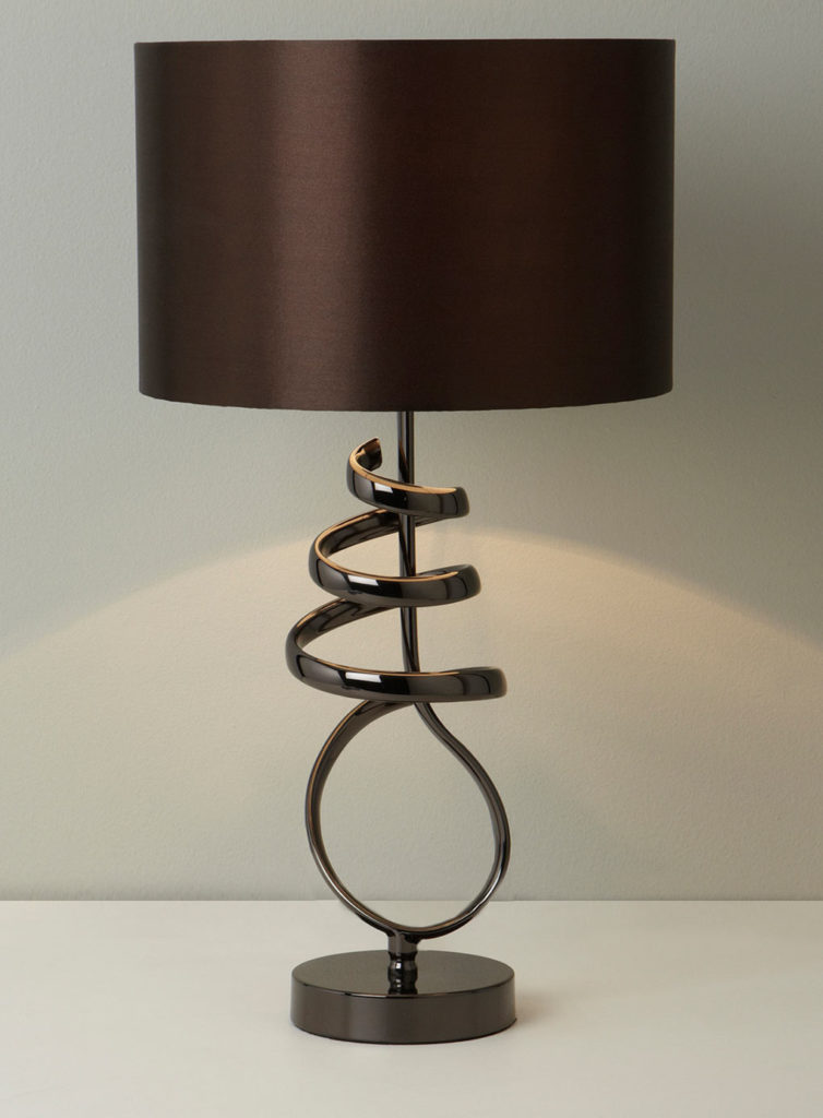 designer table lamps living room