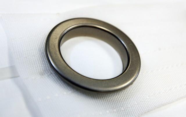 Eyelet Tape And Metal Ring