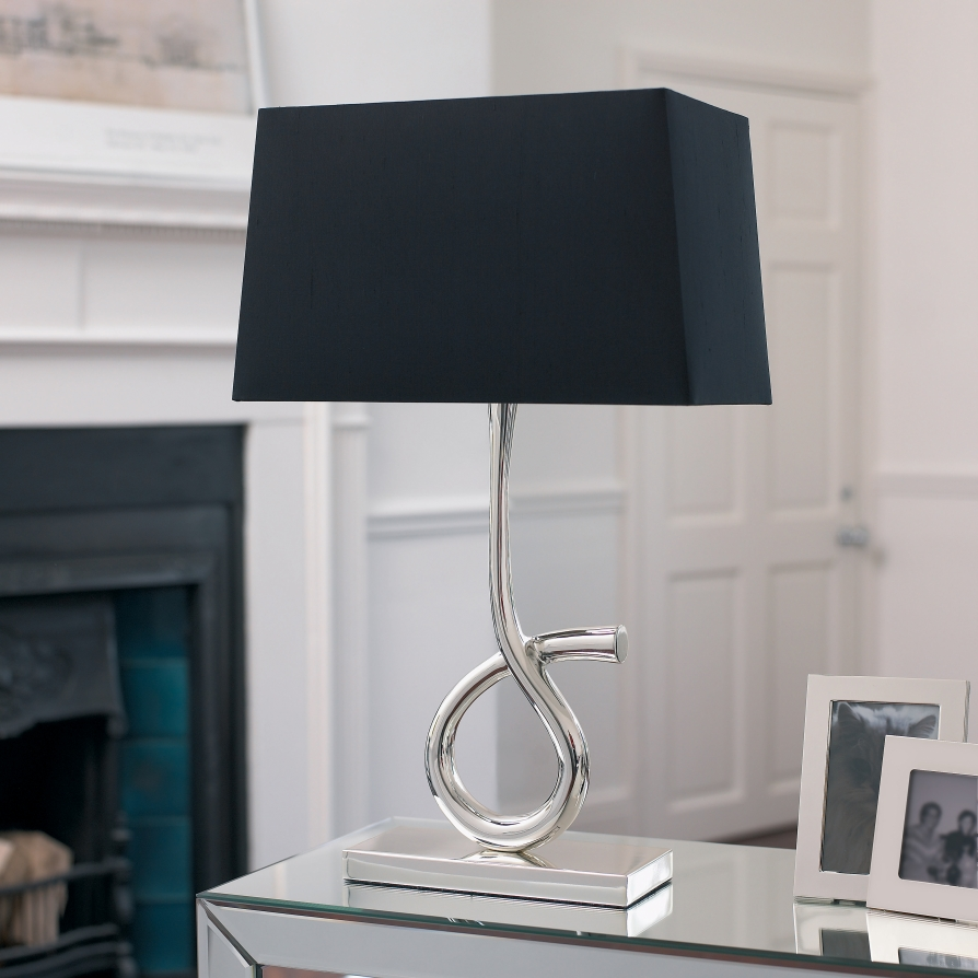 Living Room Lamp Shades: Top 50 Modern Table Lamps For Living Room Ideas