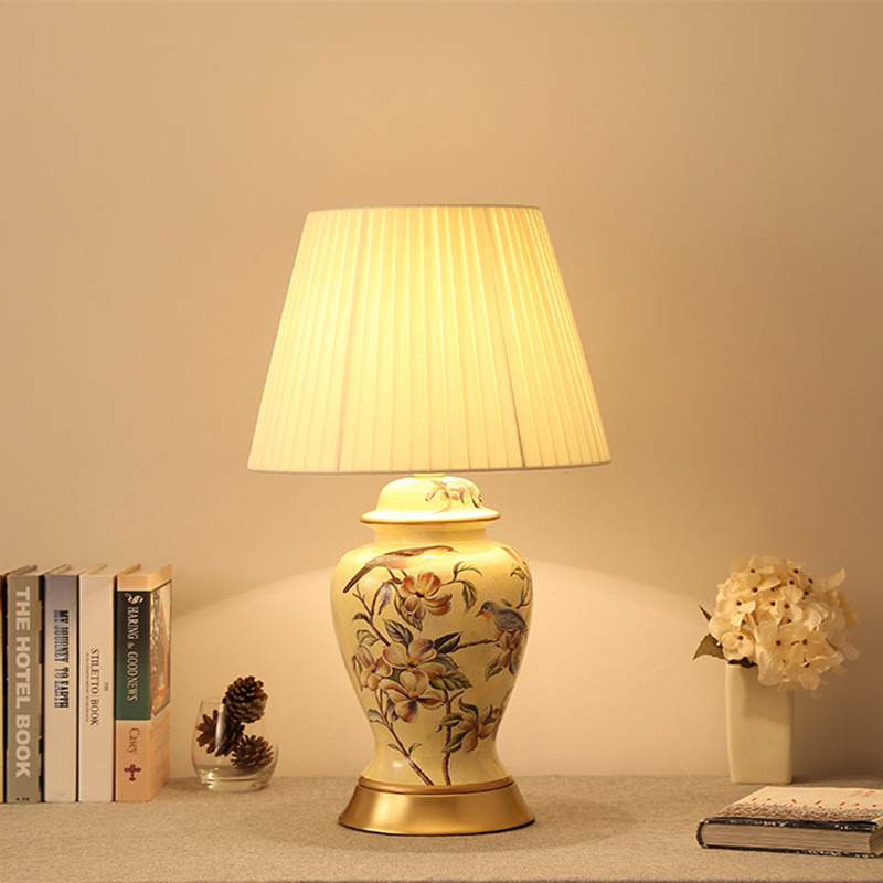 ceramic table lamp uk