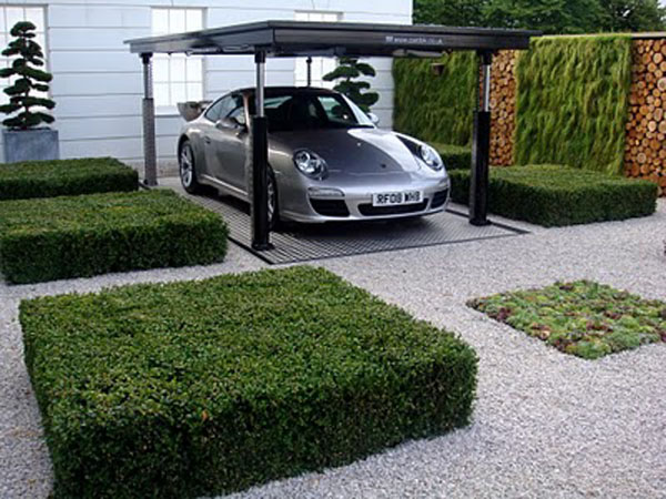 top 30 front garden ideas with parking