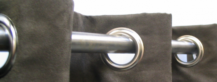 How To Fit Eyelets To Curtains