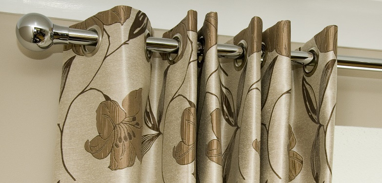 How To Make Eyelet Curtains With Buckram Home Decor Ideas Uk