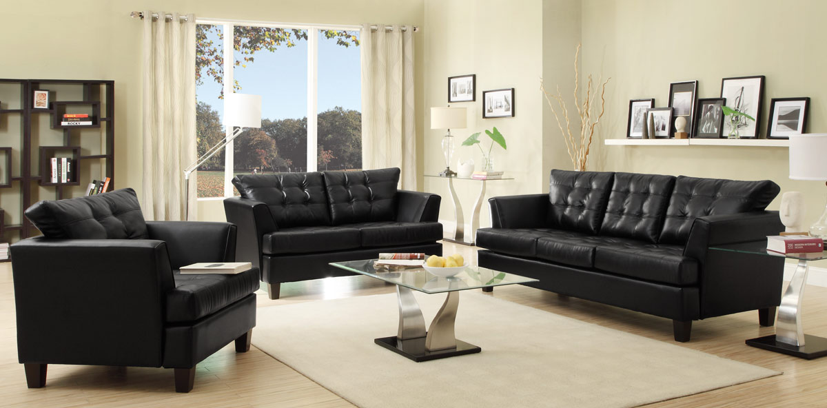 living room ideas with black leather furniture 35 best sofa beds design ideas in uk 27950
