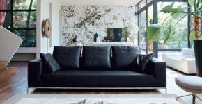 deluxe-design-black-leather-sofa-white-living-room