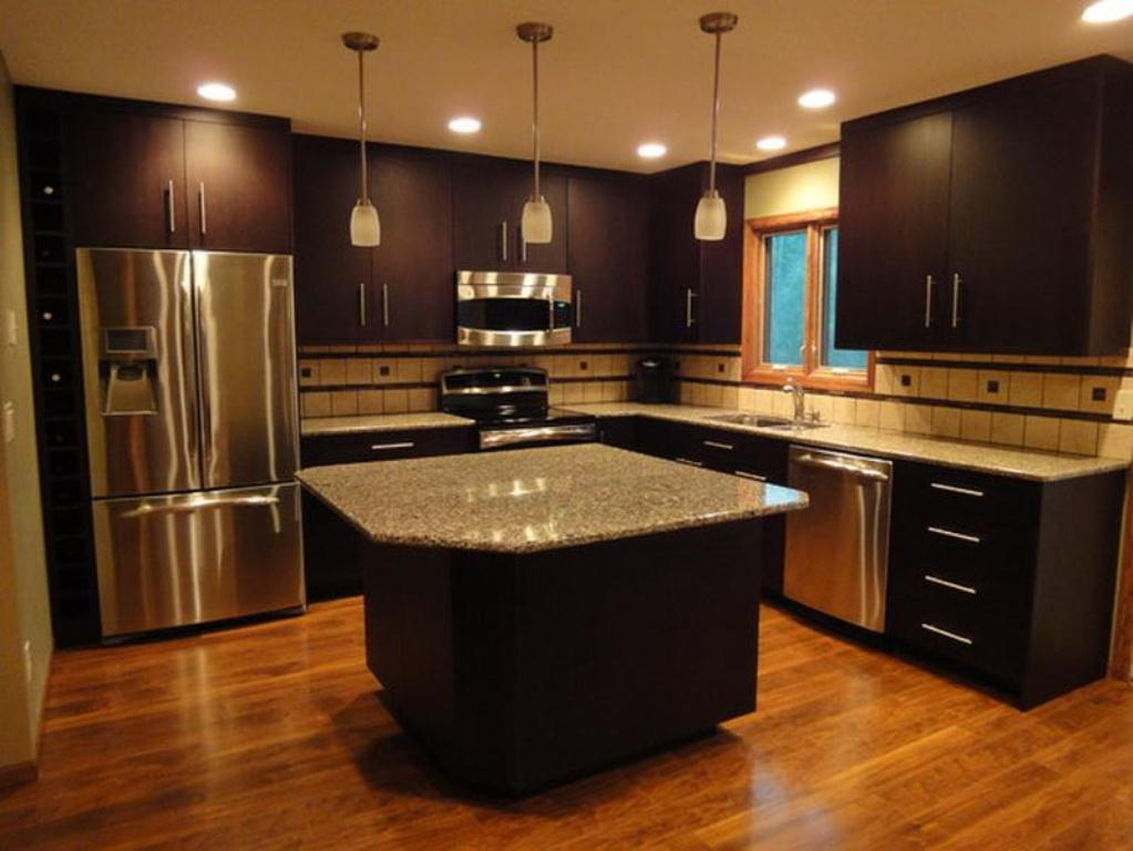 kitchens with brown cabinets 50 best kitchen cupboards designs ideas for small kitchen 6608