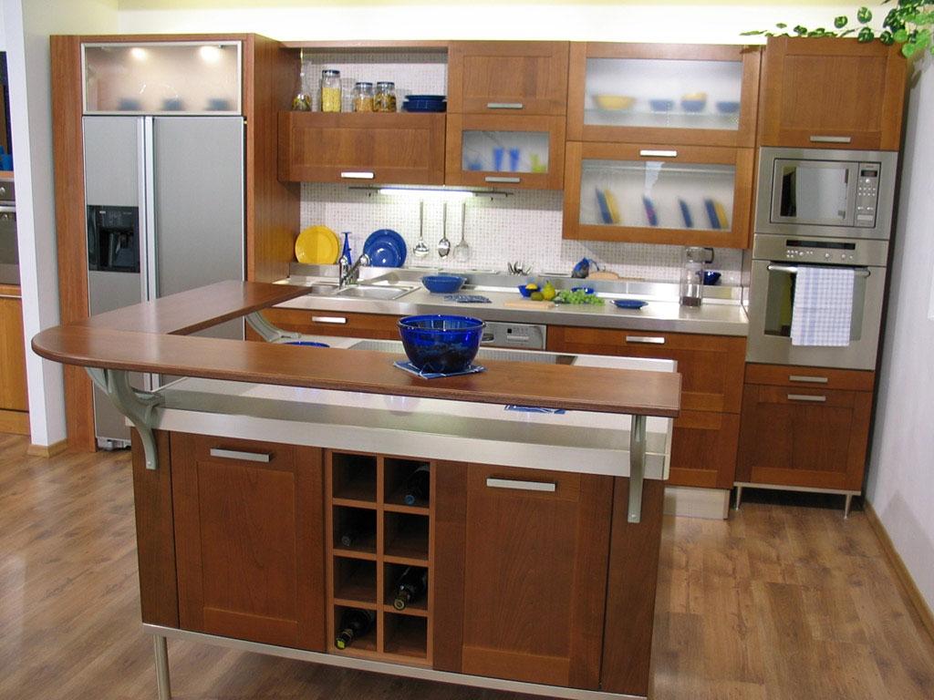 Kitchen Design Small Size