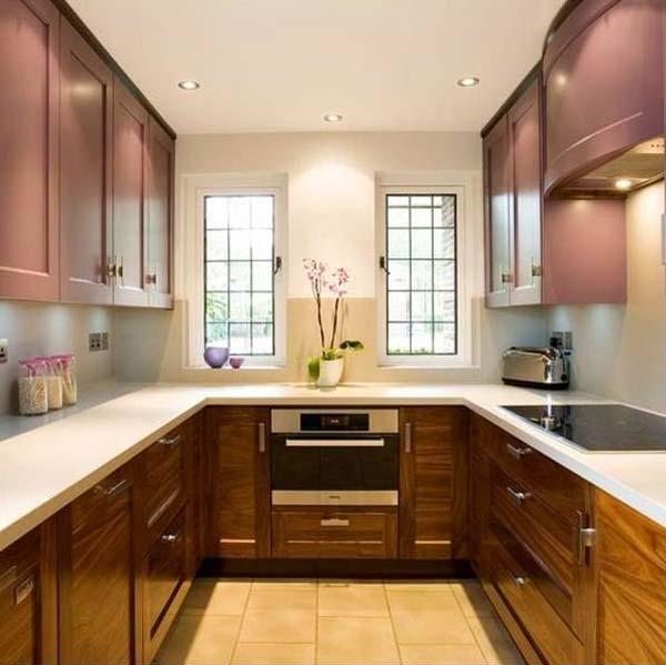 u shaped kitchen ideas uk