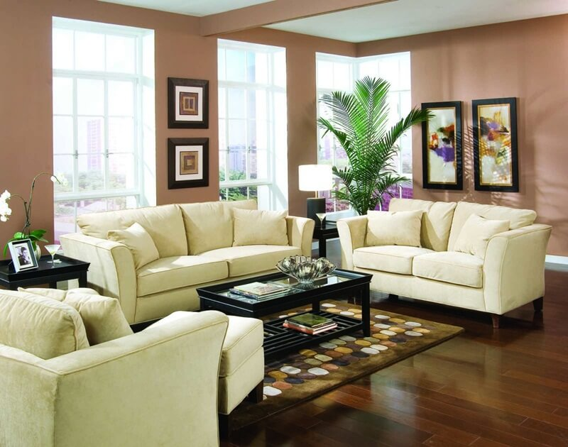 Best Feng Shui Living Room Arrangements