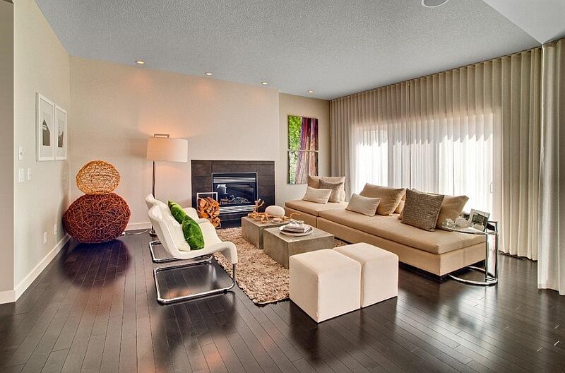 Cozy Feng Shui Living Room