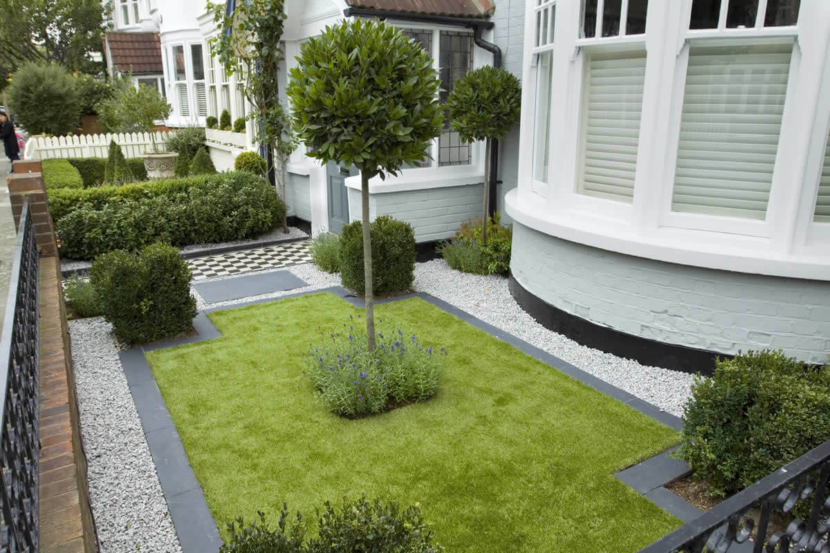 50 Best Front Garden Design Ideas in UK