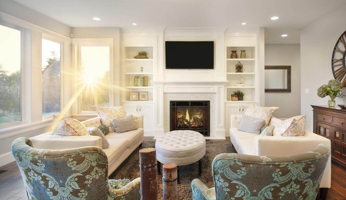 Feng Shui Living Room Decorating Ideas 2020