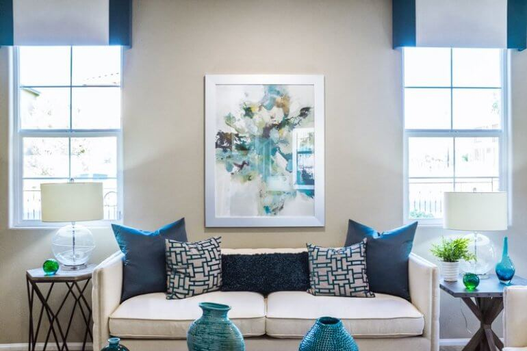 Feng Shui Living Room Decorating Ideas With Images