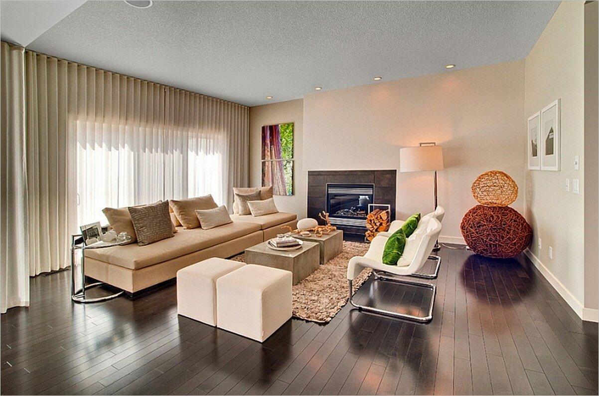 modern living room ideas feng shui colors   60 Feng Shui Living Room Decorating Tips with Images